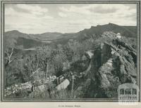 In the Grampian Ranges, 1918