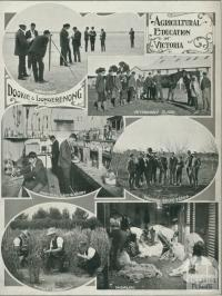Agricultural education, Dookie and Longerenong, 1918