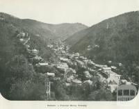 Walhalla, a Victorian mining township, 1918