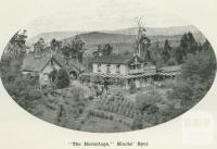The Hermitage, Blacks' Spur, 1918