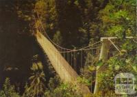 Swinging Bridge, Gippsland