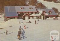 Cuming's Ski Hire, Falls Creek