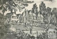 Old Government Cottage, Mount Macedon, 1950