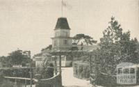 Ocean Grove Chalet, 1950