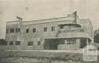 Promontory Gate Hotel, Fish Creek, 1950