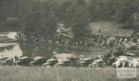 Lake at Emerald Park, 1947-48