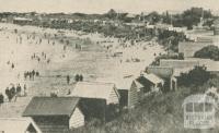 Torquay Bathing Beach, 1947-48