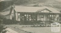 The Falls Guest House, Apollo Bay, 1947-48