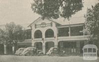 Commercial Hotel, Benalla, 1947-48