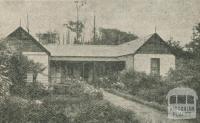 Sassafras House, 1918-20
