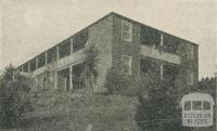 Hotel Dulce Domum, Olinda, 1918-20