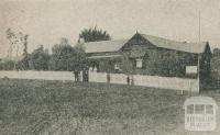 Avonsleigh House, Emerald, 1918-20