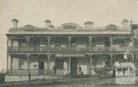 Lilydale Hotel, 1918-20