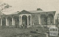 Gran Tully Boarding House, Mount Evelyn, 1918-20