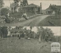 Kerami Boarding House, Marysville, 1918-20