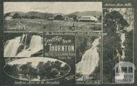Rubicon Hotel, Thornton, 1918-20