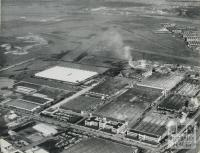 Industry at Fishermans Bend, 1964