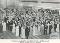 Coles Staff Ball, St Kilda Town Hall, 1946