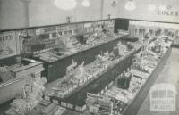 New Coles Store at Thornbury, 1948
