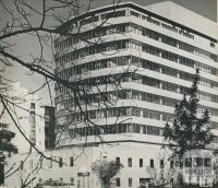 Mercy Hospital, East Melbourne, 1970