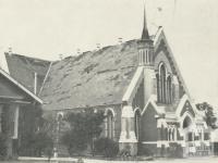 Congregational Church, Walpole Street, Kew's oldest church