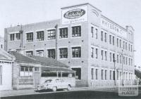 Whybrow Footwear Factory, Hoddle Street, Abbotsford, 1953