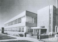 Oakleigh Technical School, 1953