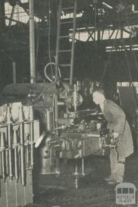 Milling Machine, Spotswood, 1950