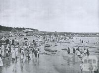 Back Beach, Williamstown, 1911
