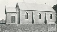 Lutheran Church, Winiam, 1924