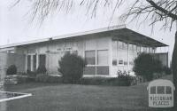 Elderly Citizens Club, Norlane, 1965