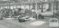 War time aircraft production projects at Newport workshops