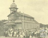 Chelsea School, 1912