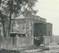 Methodist Church (1856), 1956