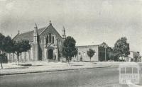 Roman Catholic Church, Box Hill, 1956