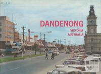 Main Street, Dandenong, 1964