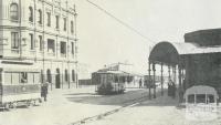 Corner of Sydney and Moreland Roads, Brunswick