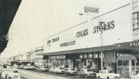Sydney Road, looking south, Coburg, 1969