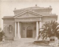 Ivalda Masonic Temple, Ivanhoe, 1937