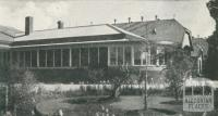 Echuca District Hospital, Echuca, 1950