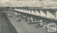 Dynon Freight Terminal, Port Melbourne, 1962