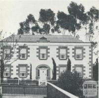 The Manor House, home of Captain W. H. Bacchus, Bacchus Marsh, 1968