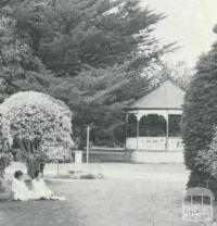 Maddingley Park, Bacchus Marsh, 1968