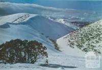 Mount Feathertop and Razor Back, c1960