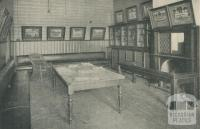 Common Room, Longerenong Agricultural College, Dooen, 1929