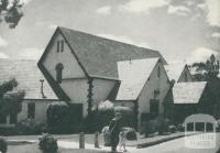 The Chalet, Wattle Park, 1947