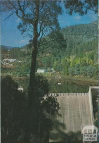 Junction Dam and Bogong Village, 1971
