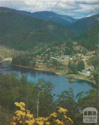 Bogong Village in the East Kiewa Valley
