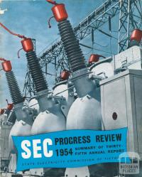 SEC Progress Review, 1954