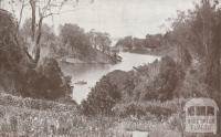 Gardener's Inlet, Metung, 1934